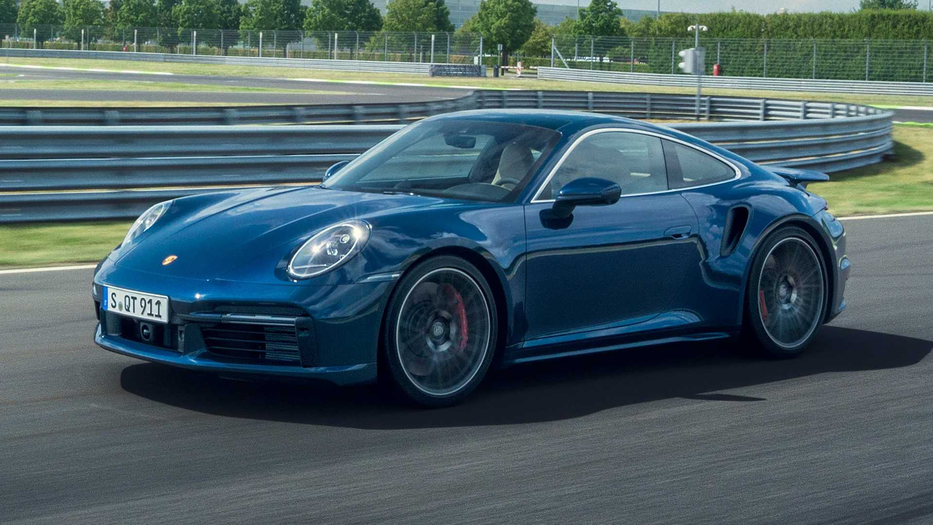 El Porsche 911 eléctrico no llegará hasta 2030, según la marca