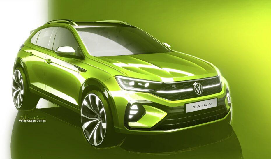 El Volkswagen Taigo será el tercer modelo que se fabricará en la planta de Navarra