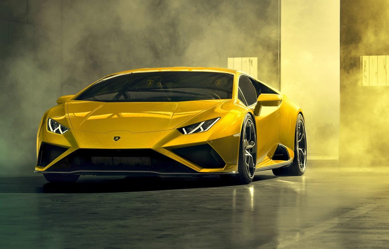 Alexa llega también al Lamborghini Huracán EVO