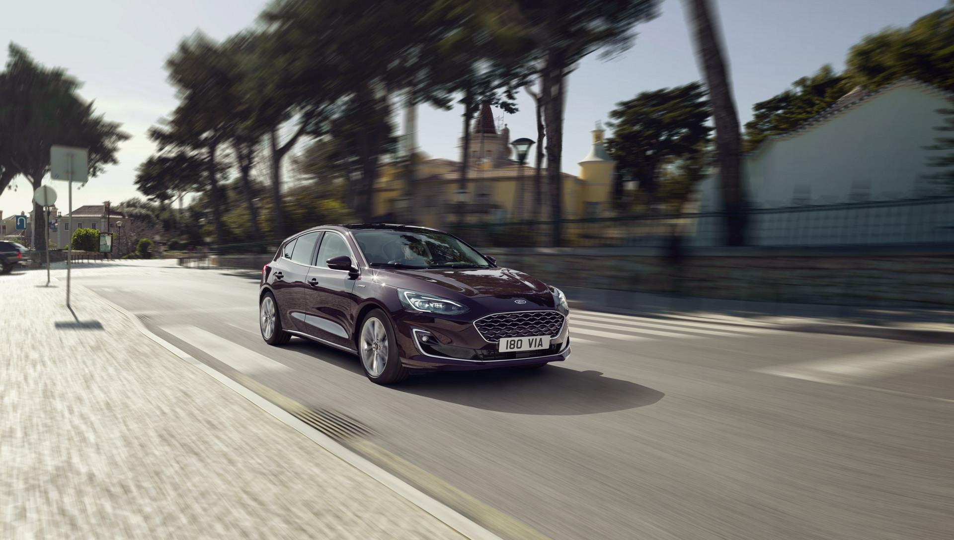 """El acabado lujoso """"Vignale"""" del Ford Focus nos dice adiós: ¿Cuál es el motivo?"""