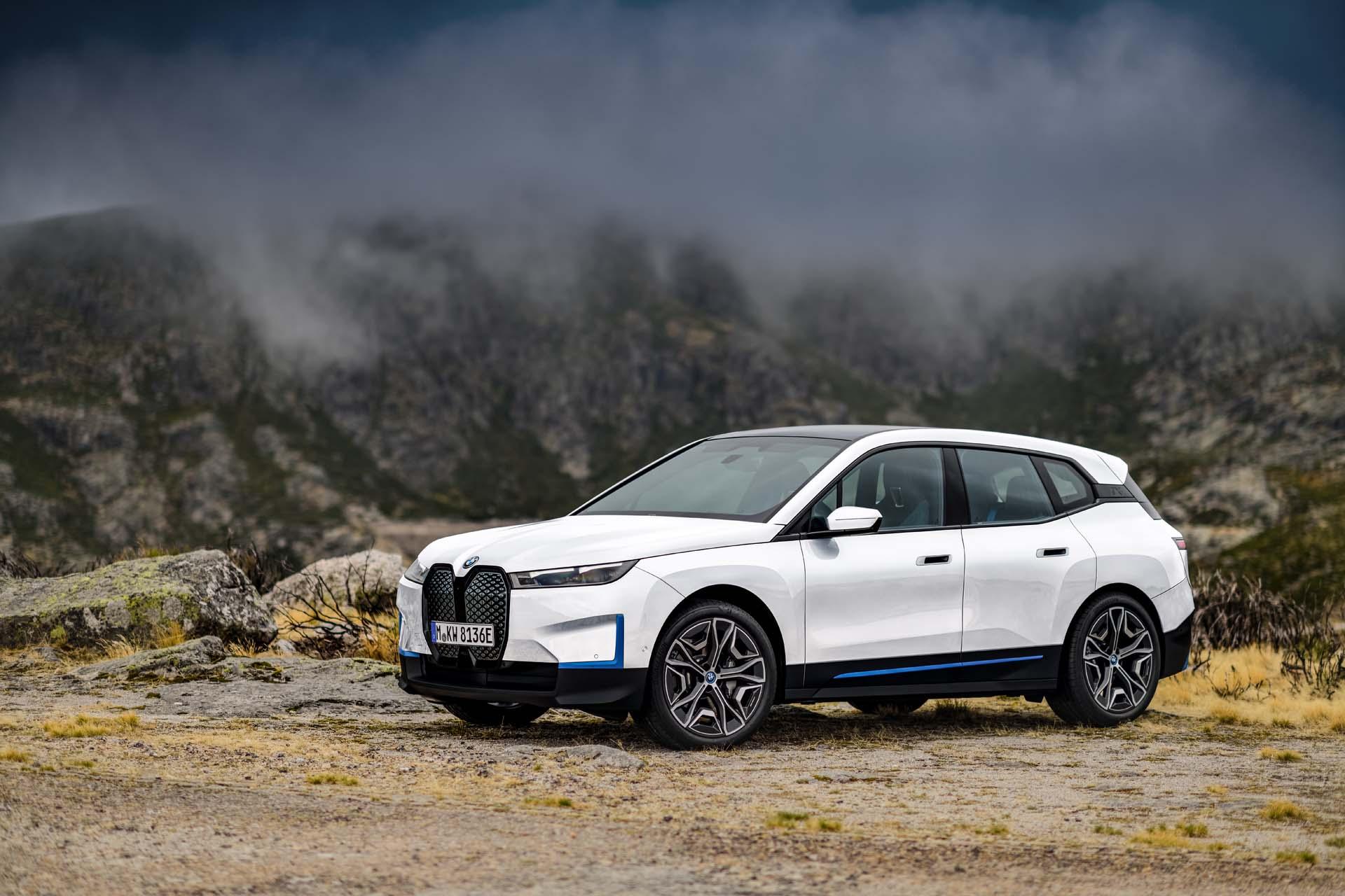 Los futuros BMW emplearán una única plataforma pensada para eléctricos