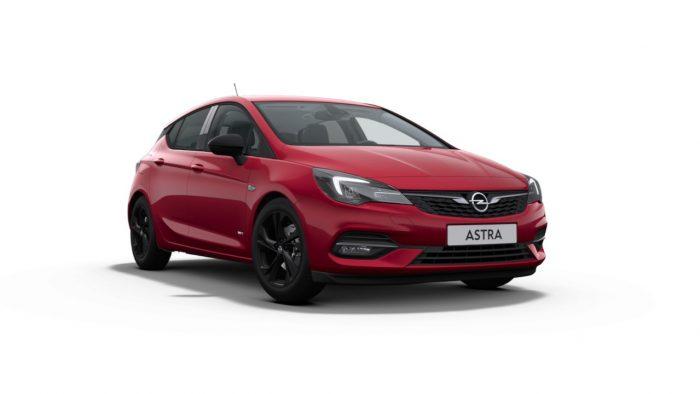 Opel Astra Design and Tech: Preparando su jubilación