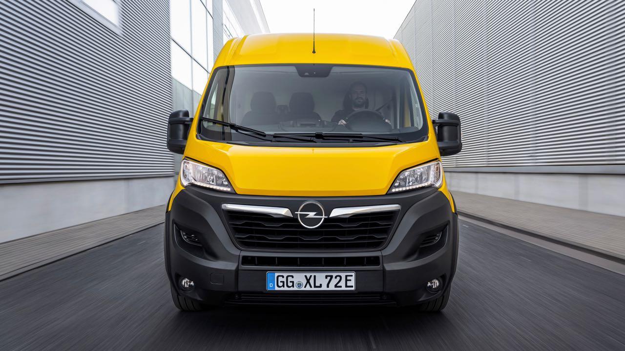 Opel Movano-e: El Movano también recibe su versión eléctrica