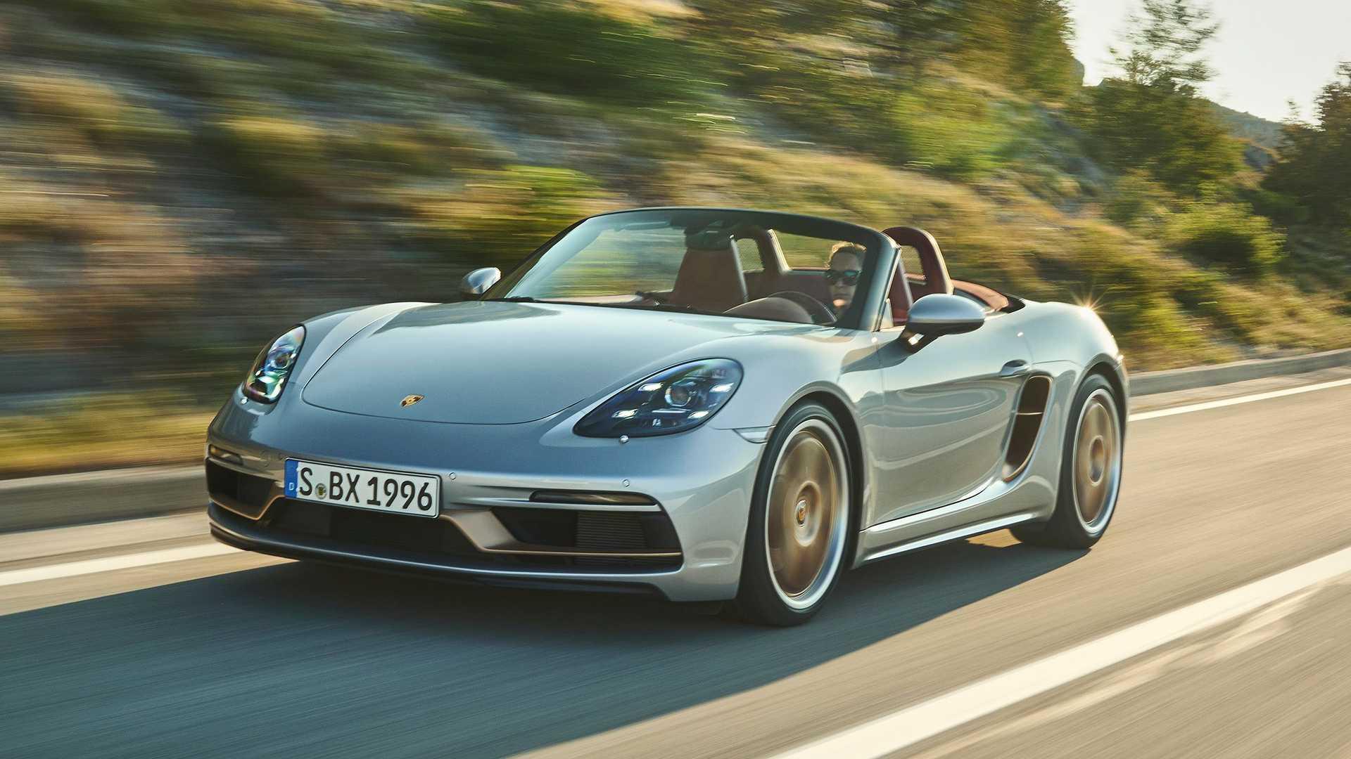 Porsche estaría trabajando en un Boxster EV Concept y podríamos verlo pronto
