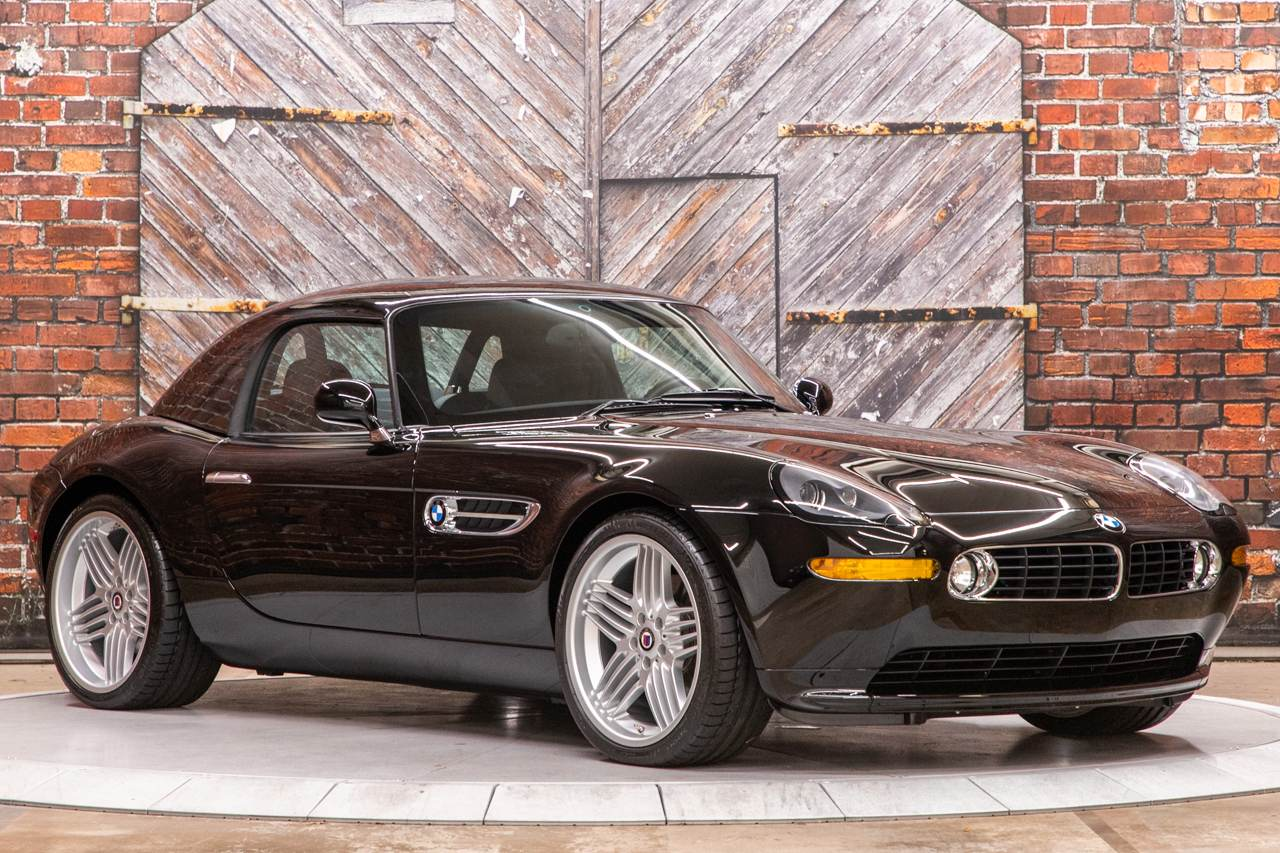 Este BMW Z8 de Alpina está en subasta: Un valor al alza