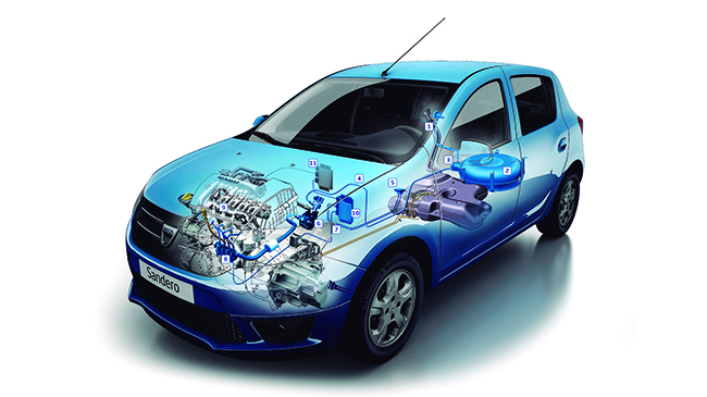 ¿Qué ventajas tiene convertir tu coche a GLP?