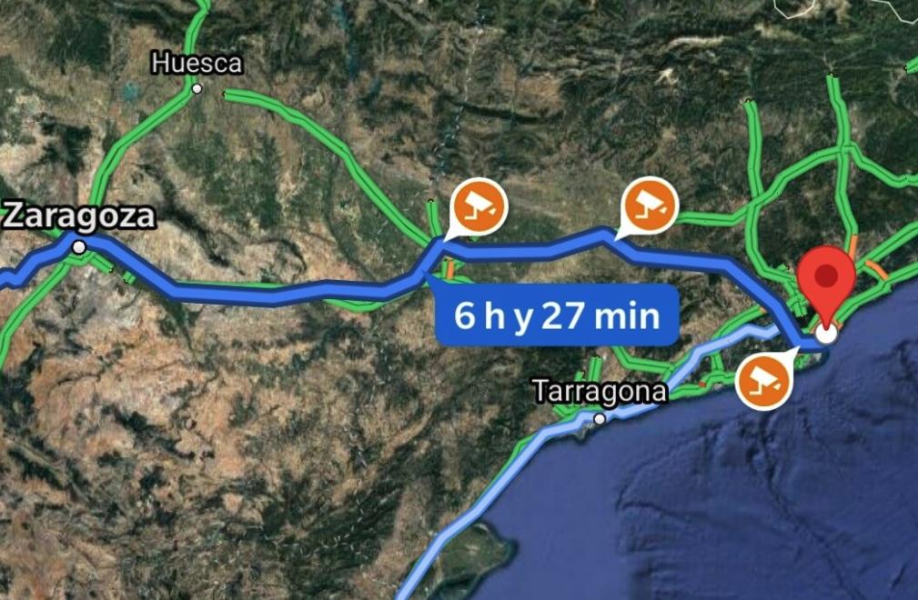 ¿Cómo activar los radares de la DGT en Google Maps?