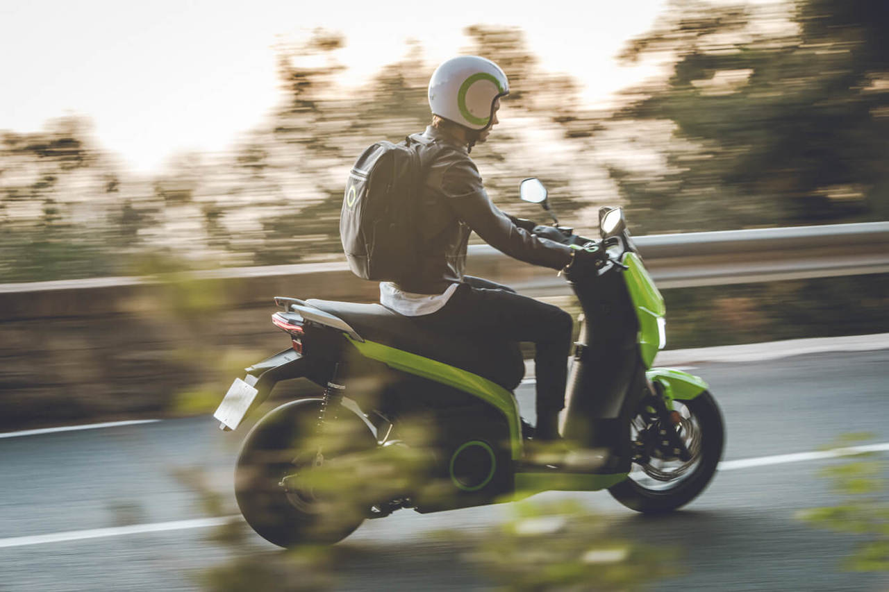 ¿Conoces la moto eléctrica Silence S01?