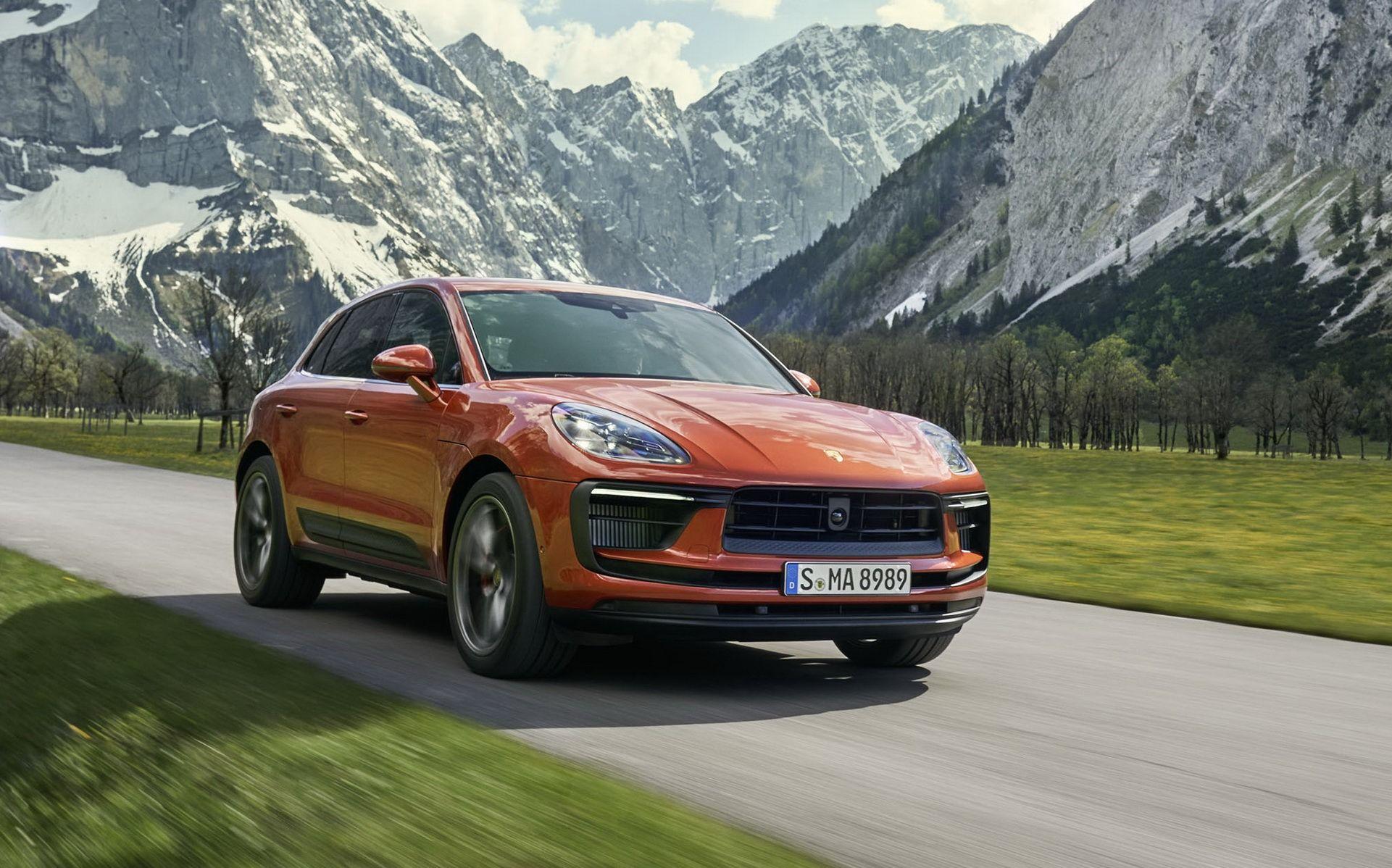 El Porsche Macan dejará de contar con motores gasolina en el 2024
