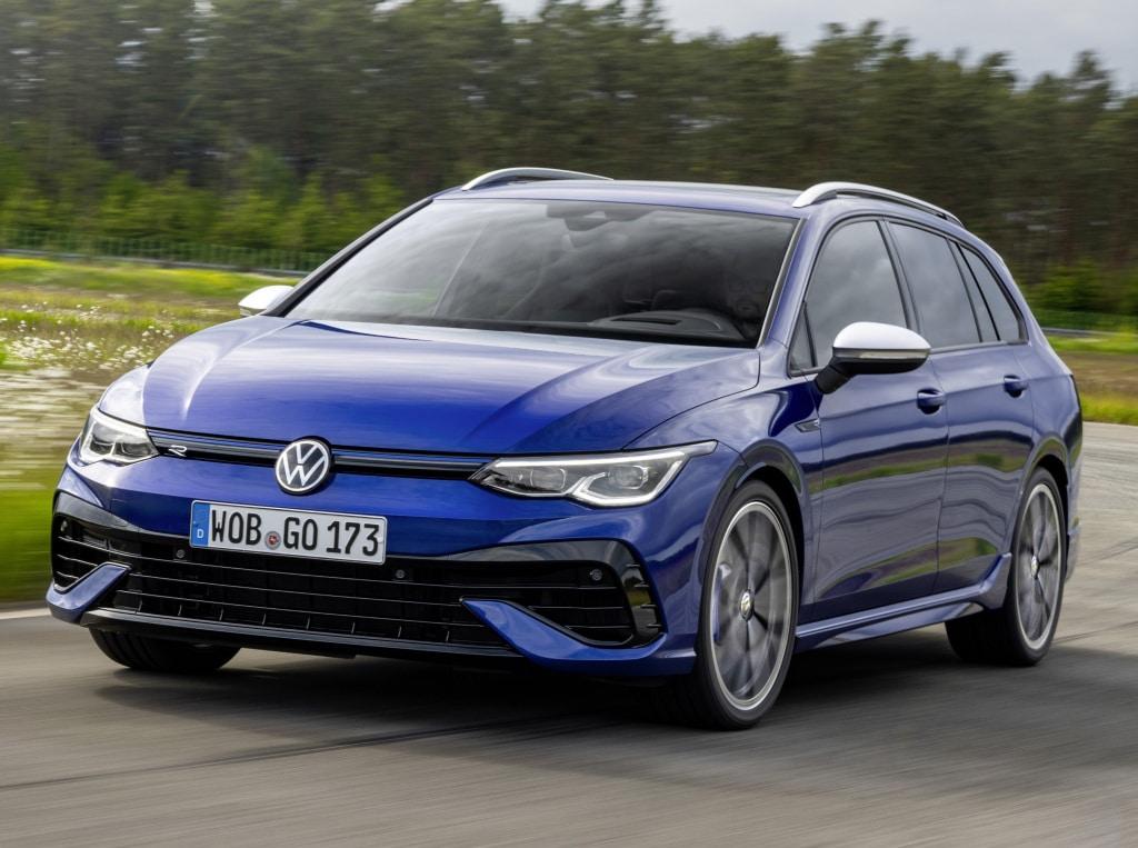 El Volkswagen Golf R Variant ya tiene precio para España: No es barato
