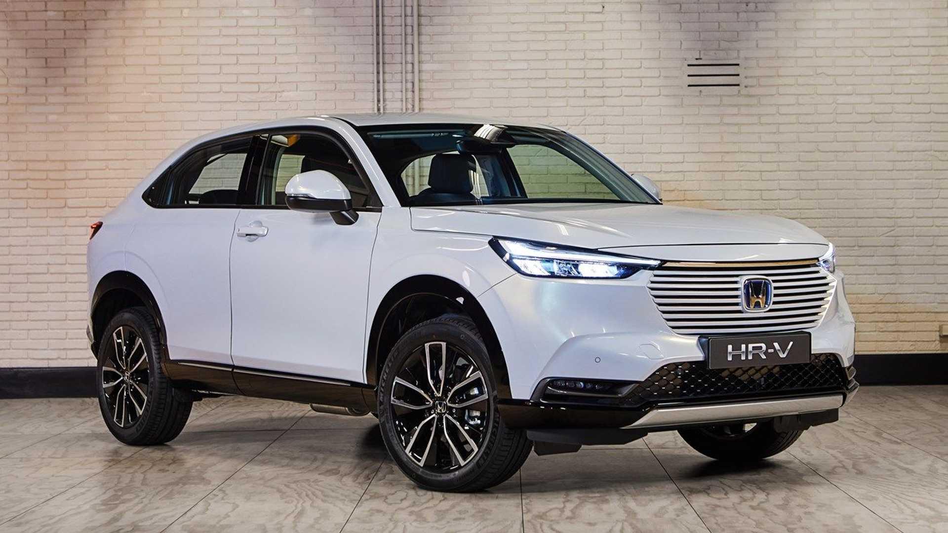Honda HR-V e:HEV: El SUV híbrido arranca en los 30.500 euros
