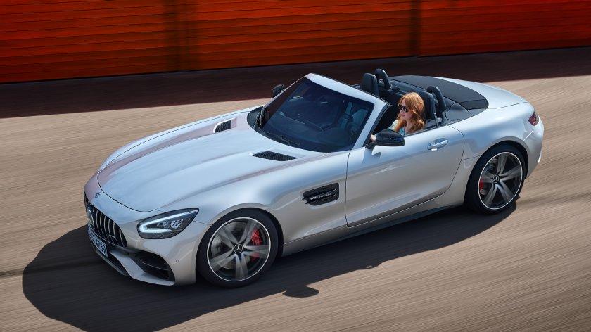 Mercedes-AMG quiere diseñar un roadster eléctrico: Afirman que no será trivial