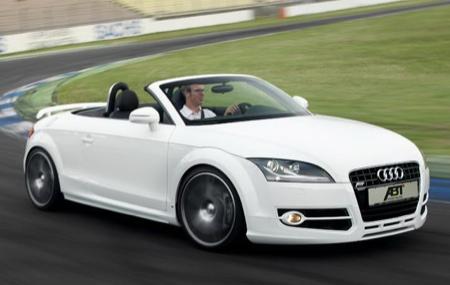 Audi TT Roadster por ABT
