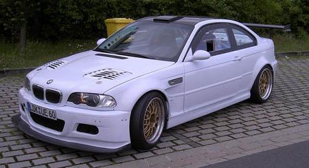 BMW M3 e46 V10