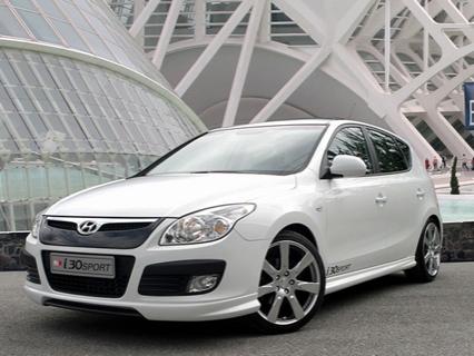 Hyundai i30 Sport por MS-Design