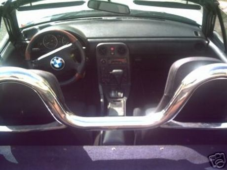 Réplica de BMW Z3 basado en un Mazda MX-5